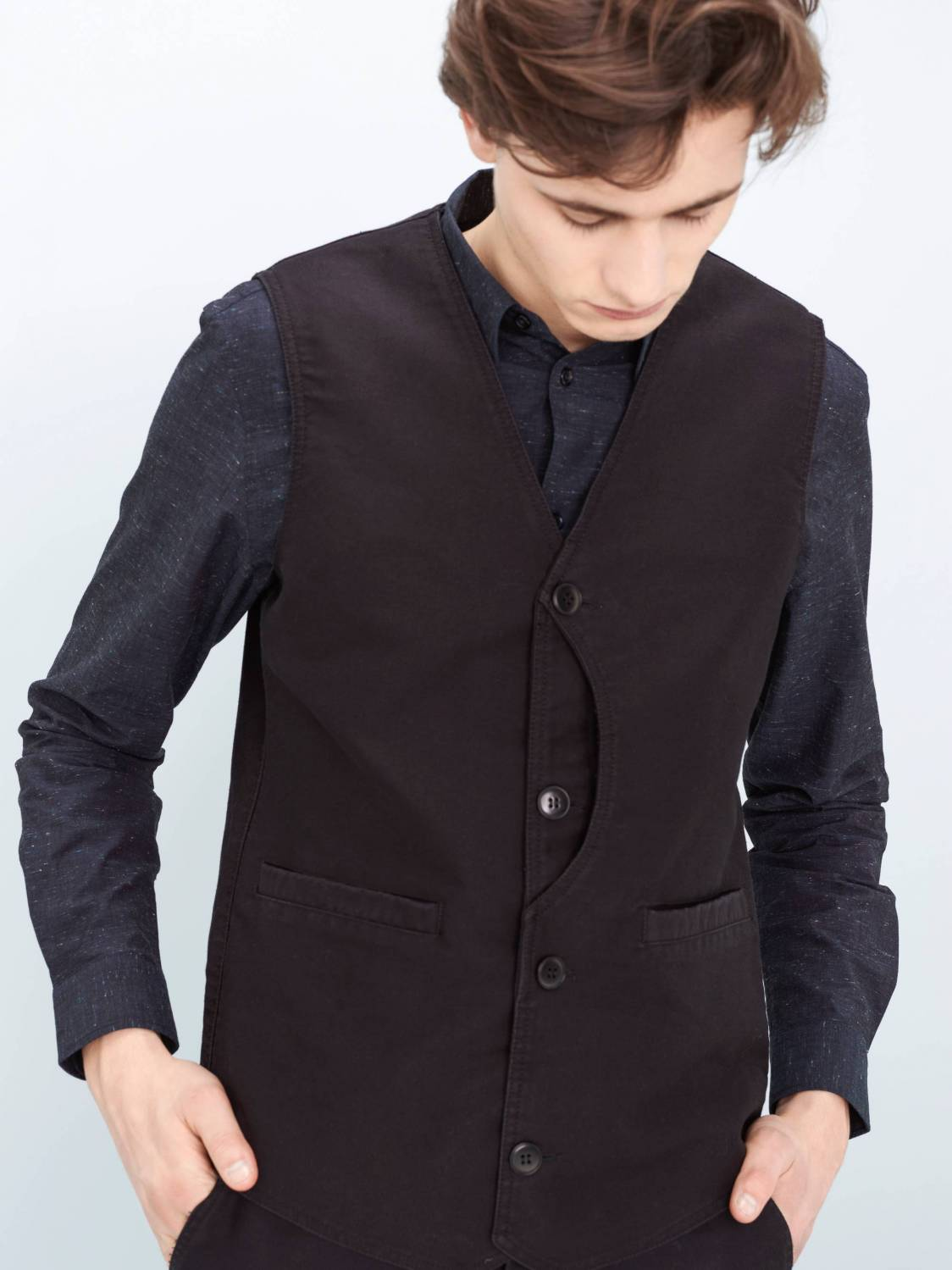 Genuine Work Waistcoat
