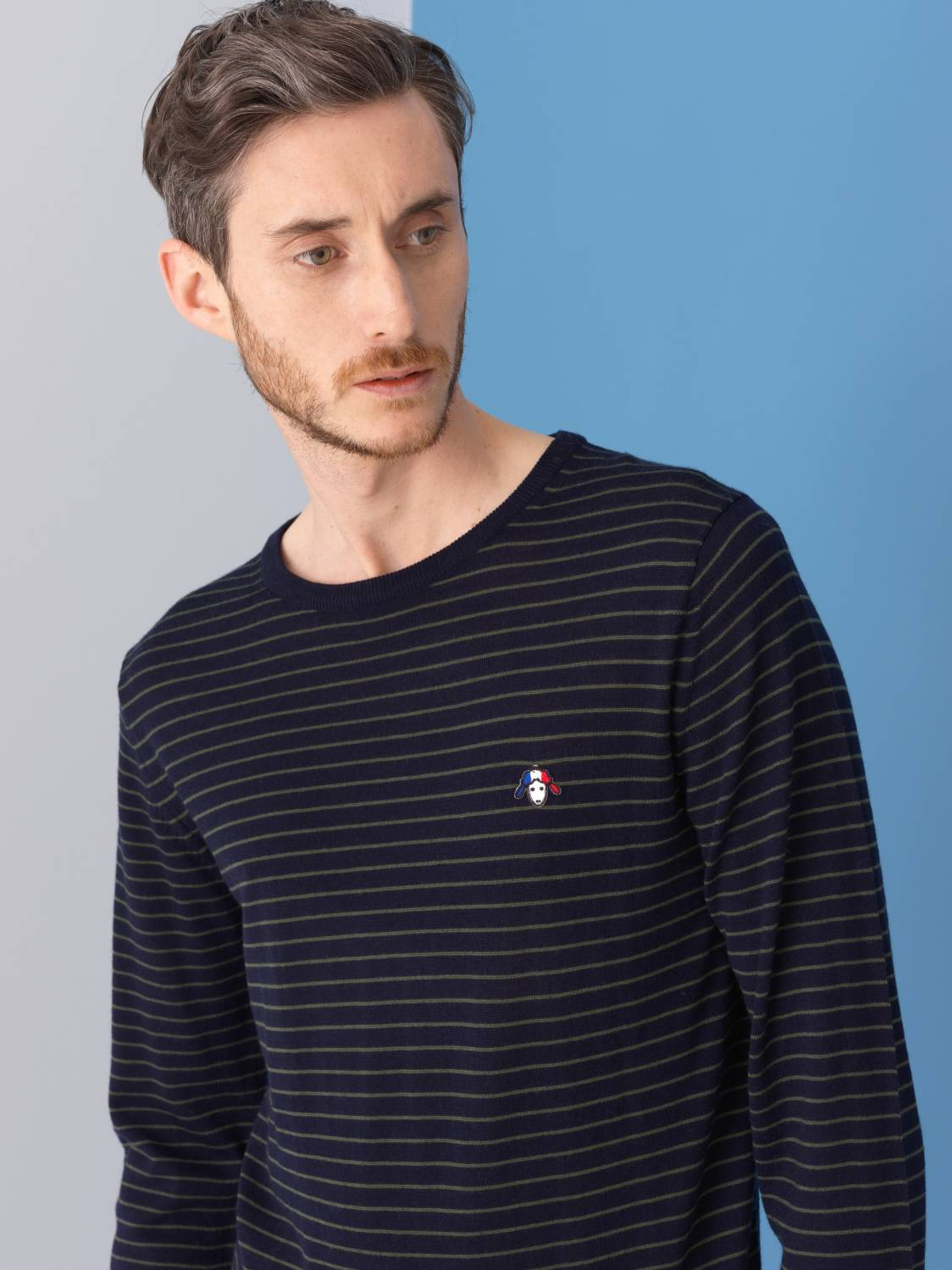 Pull milleraies mouton