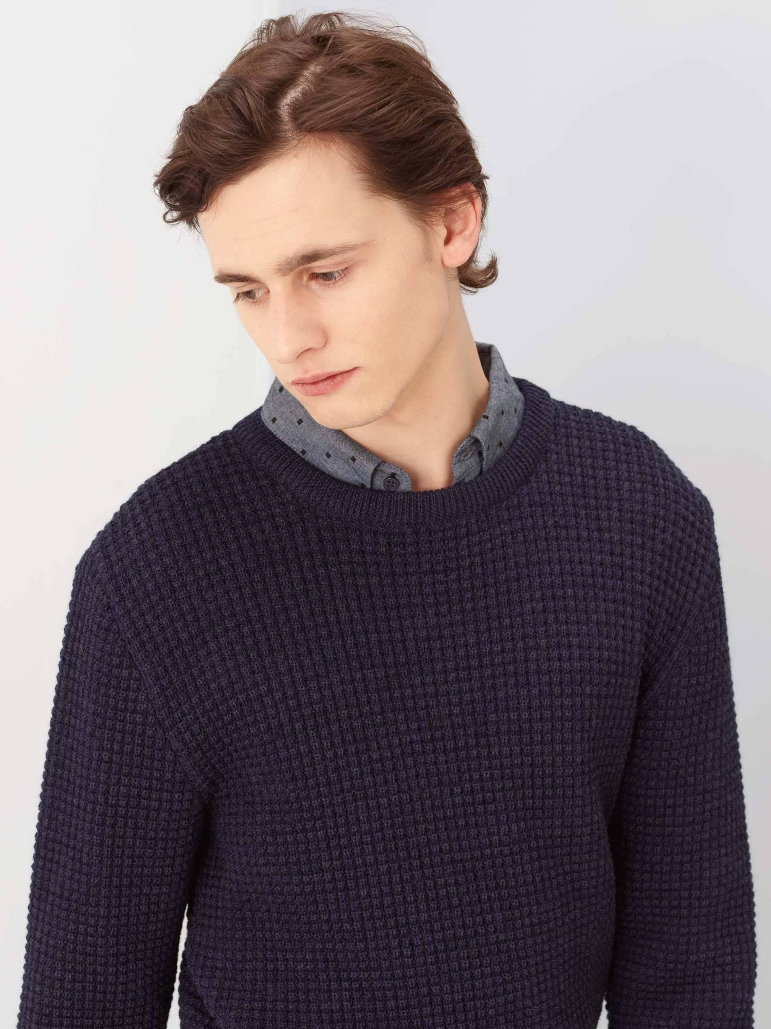 Pull en laine vierge
