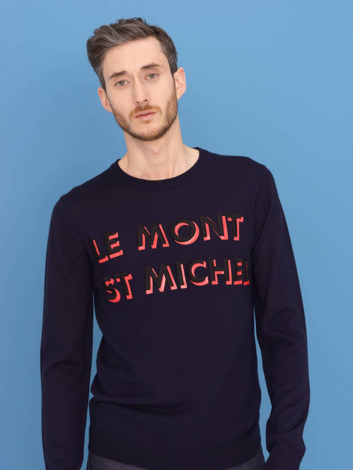 Embroidery Sweater