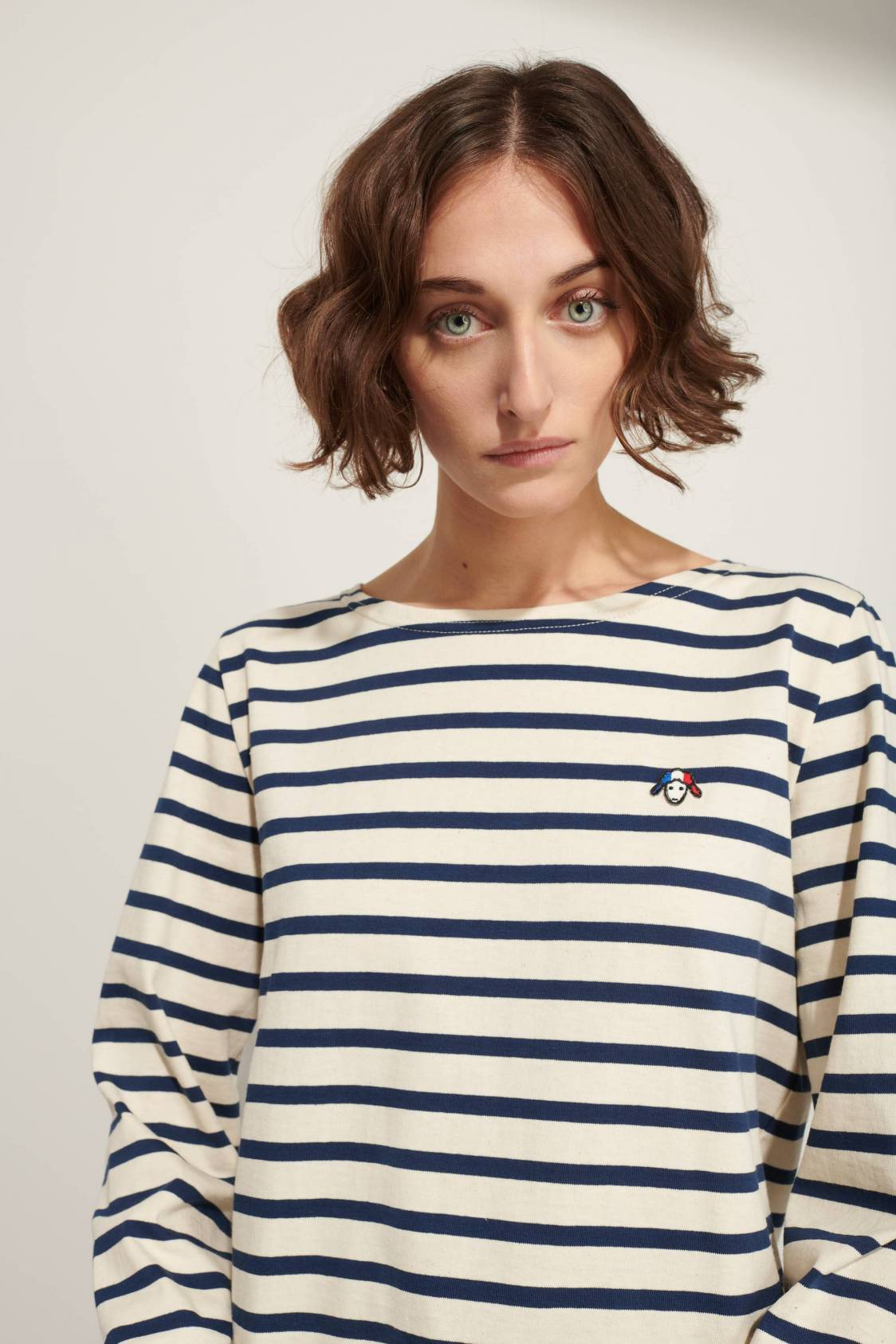 Breton-Striped T-Shirt
