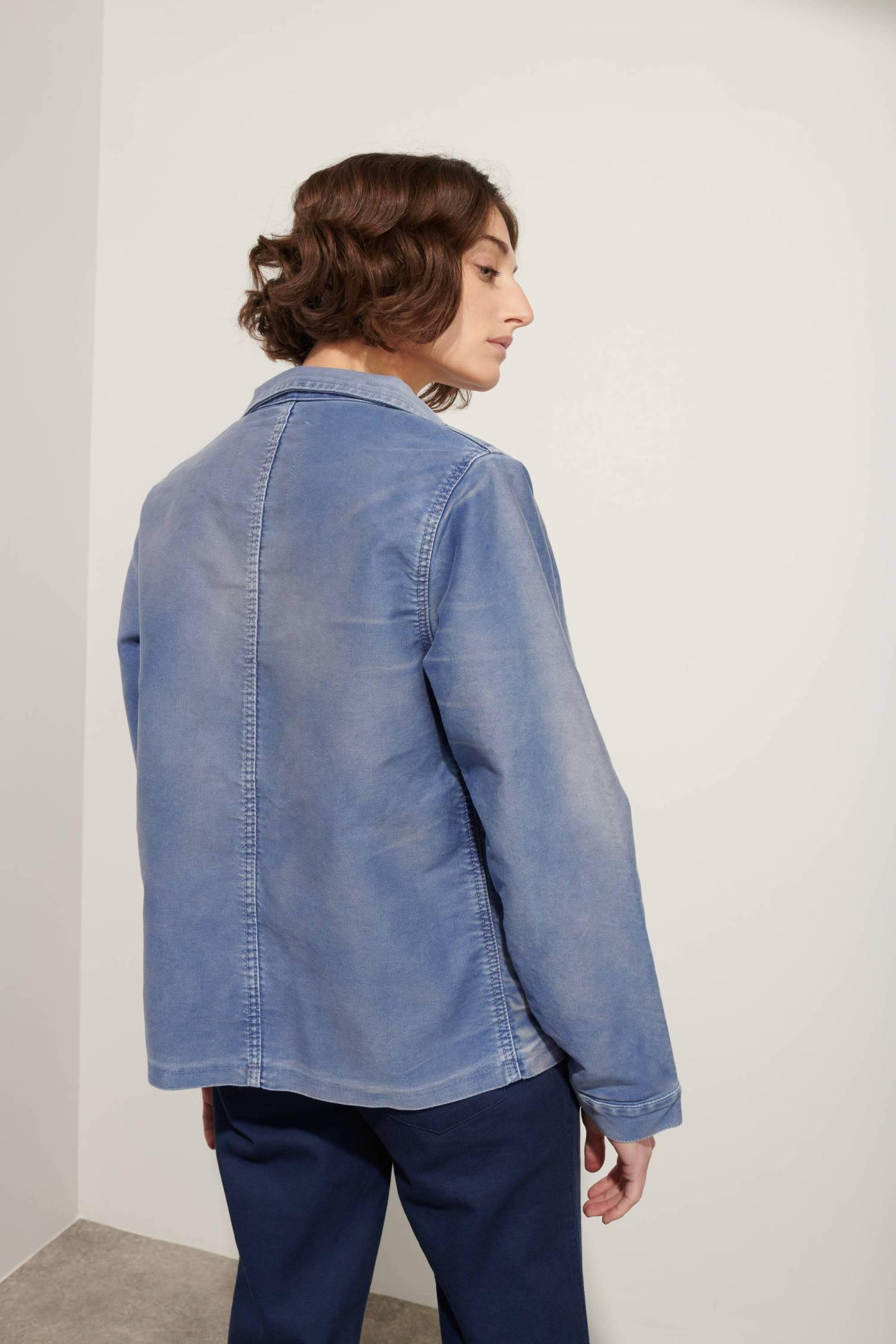Vintage Washed Work Jacket
