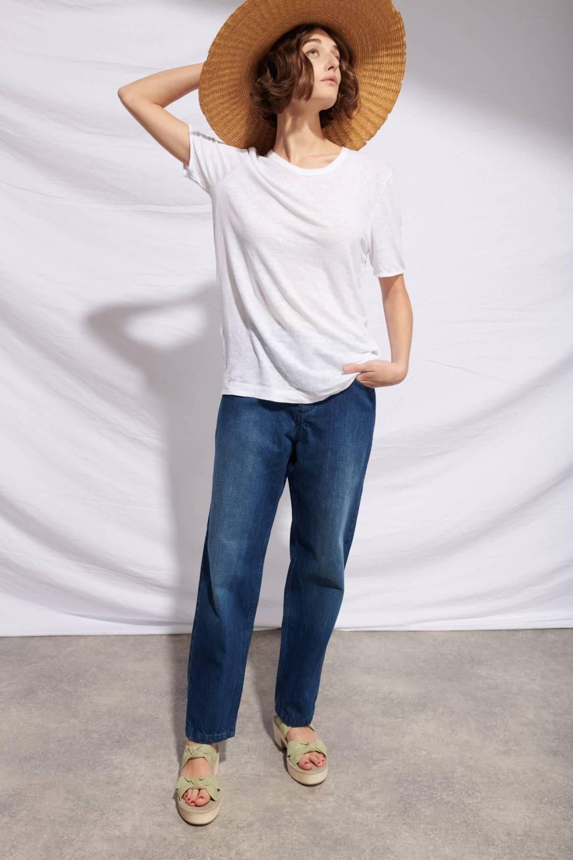 T-Shirt en lin