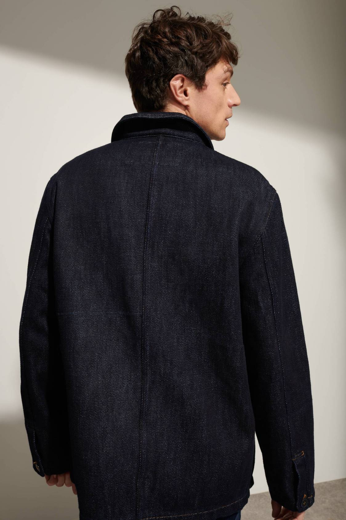 16-Oz Denim Work Jacket