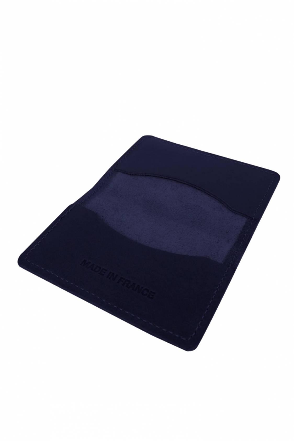 Porte-carte en cuir