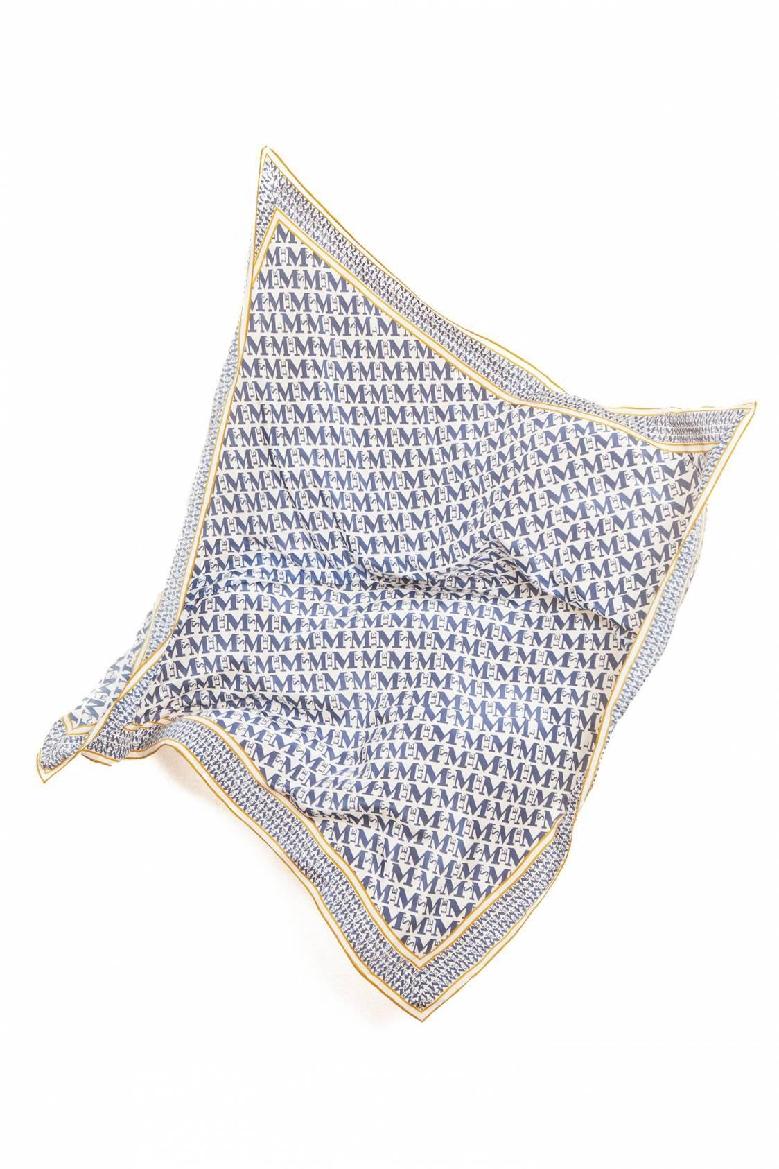 Foulard Monogramme en soie