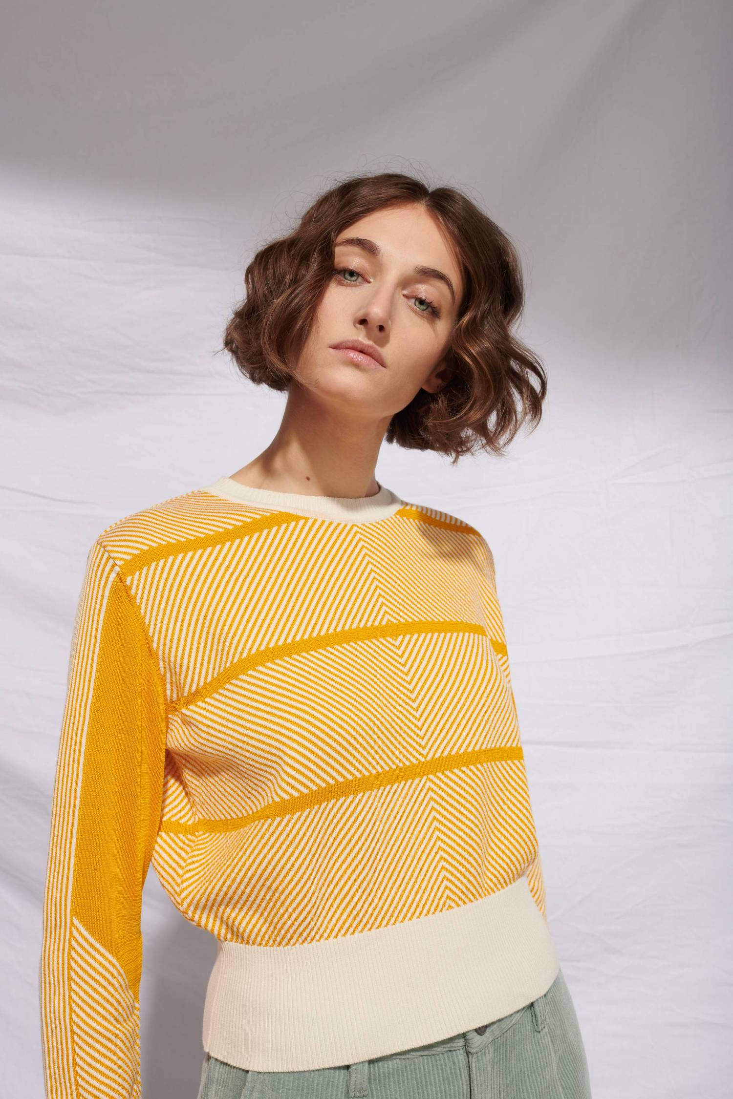 Pull Maille d'archive
