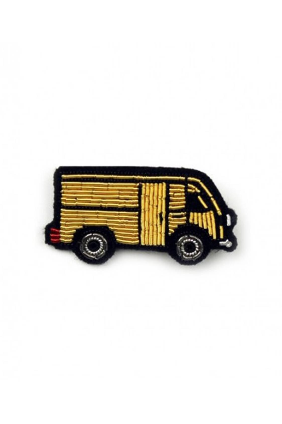 Yellow Truck Pin