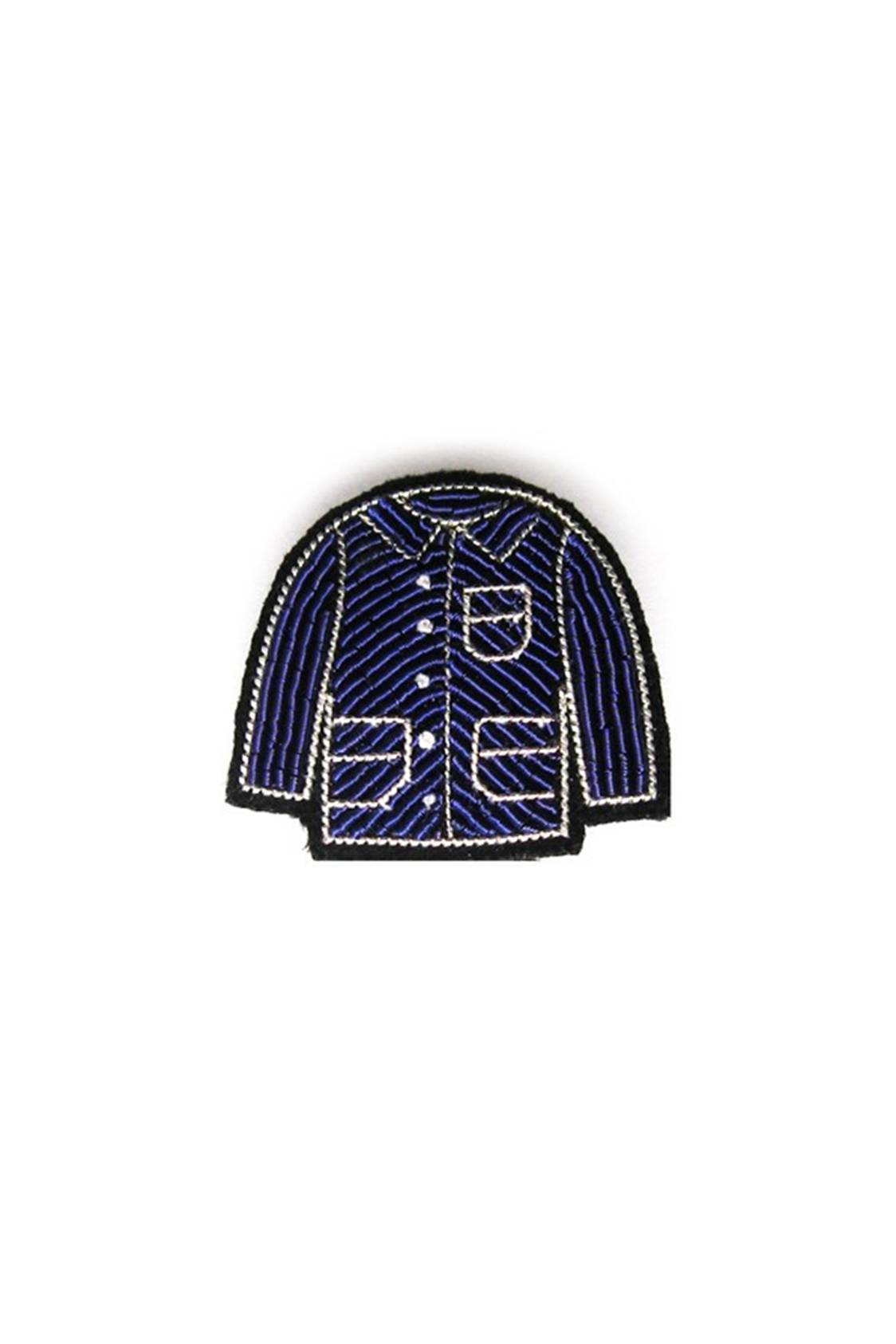 Work Jacket Pin