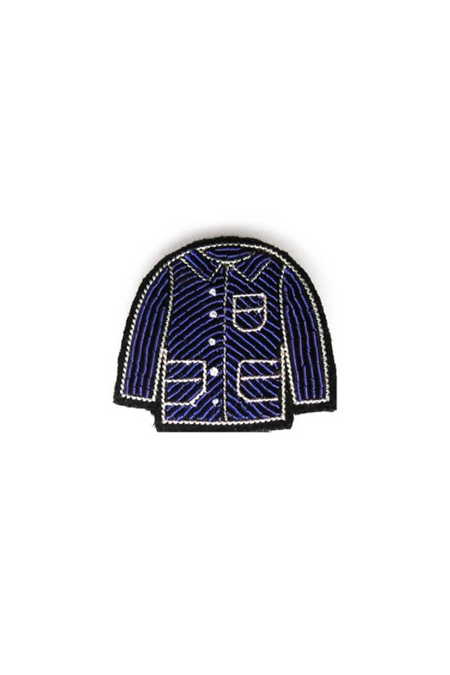 Work Jacket Pin