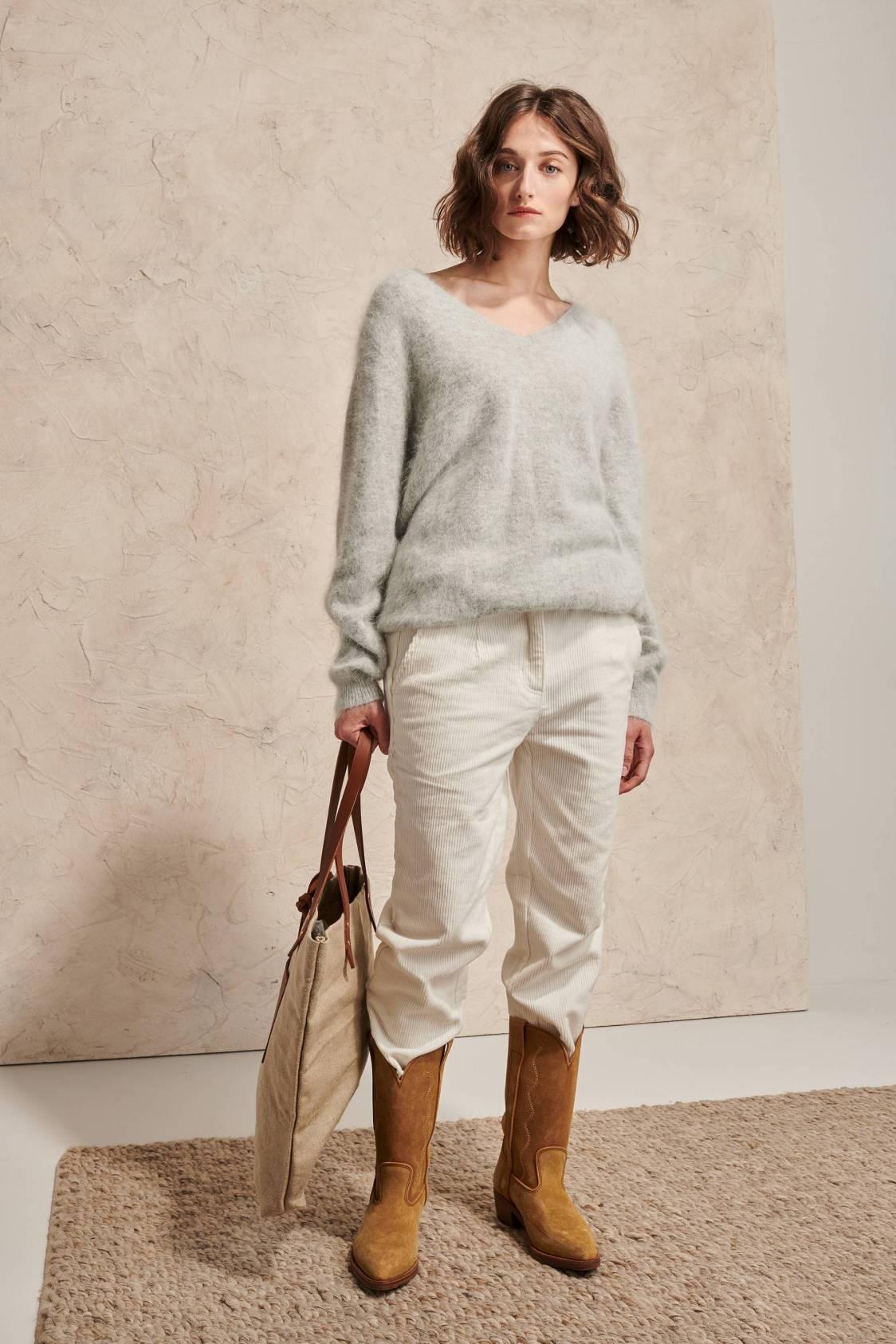 Angora Tunic Elémentaire Sweater