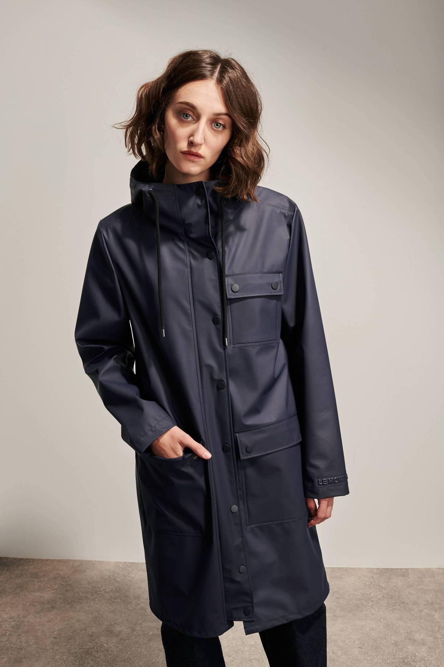 Oilskin Coat