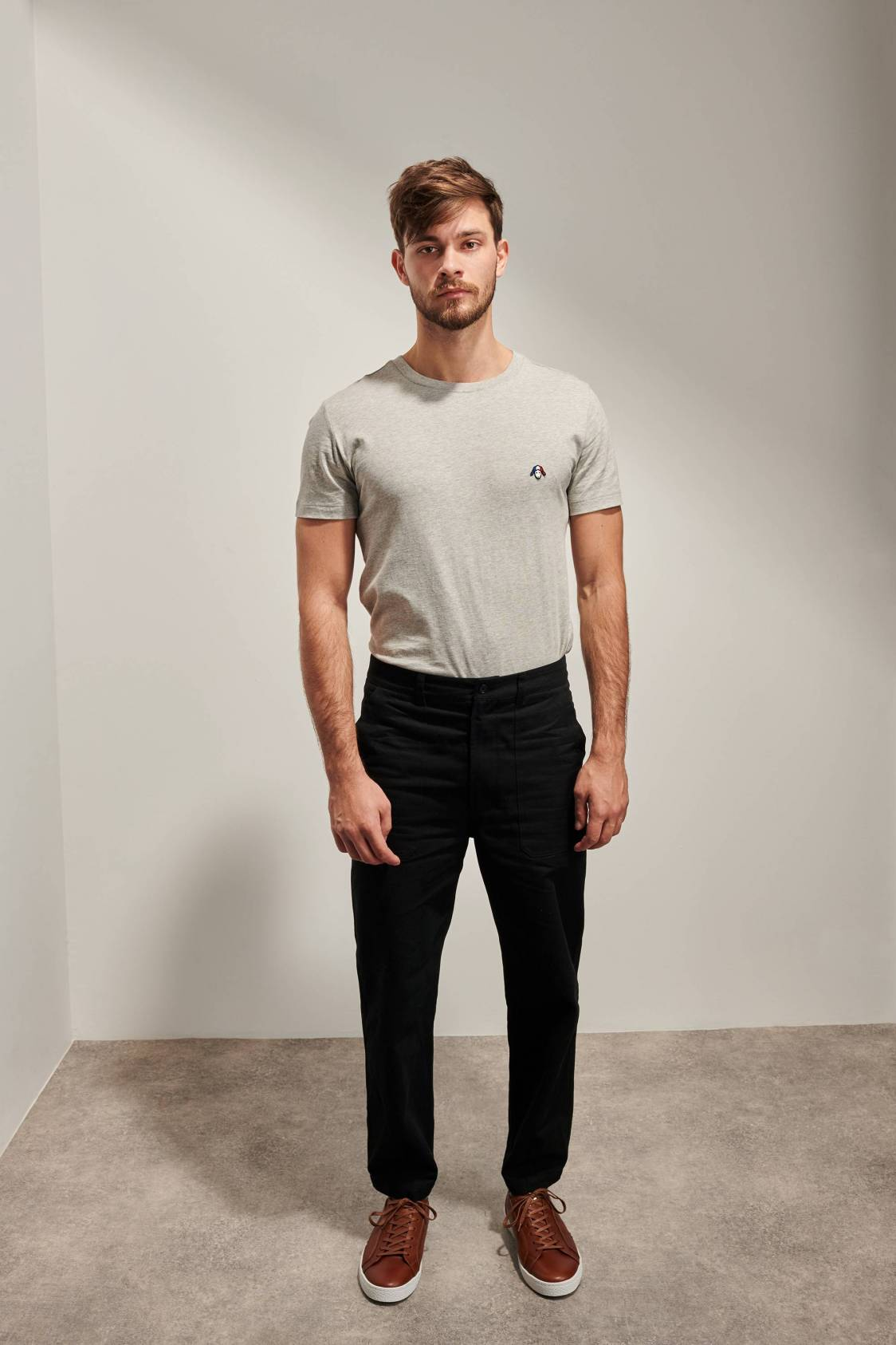 Large Twill Trousers