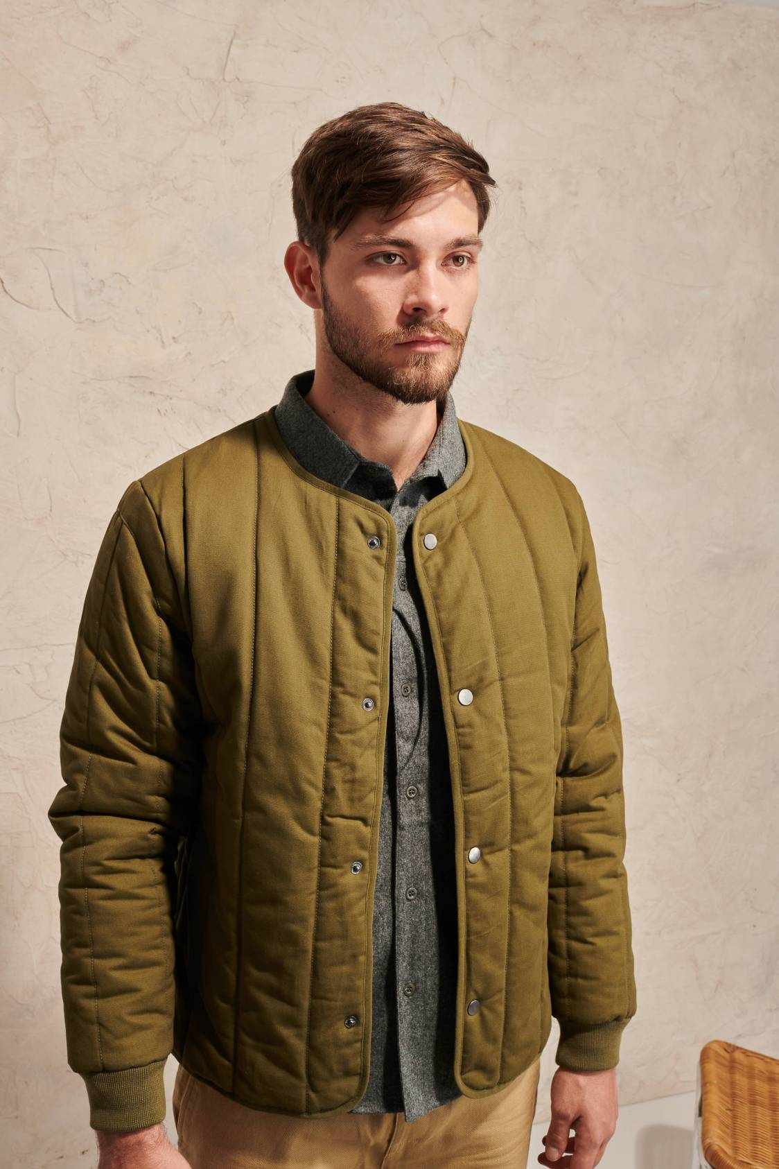 Quilting Bomber
