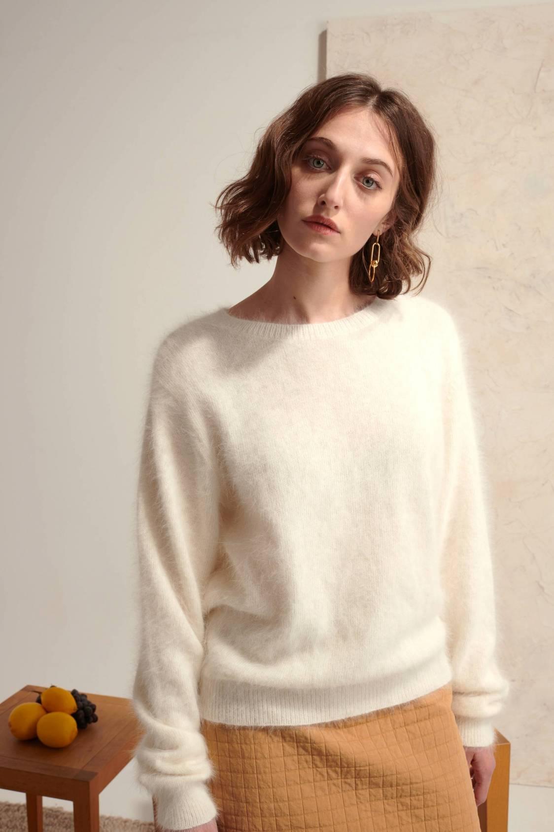 Angora Elémentaire Sweater