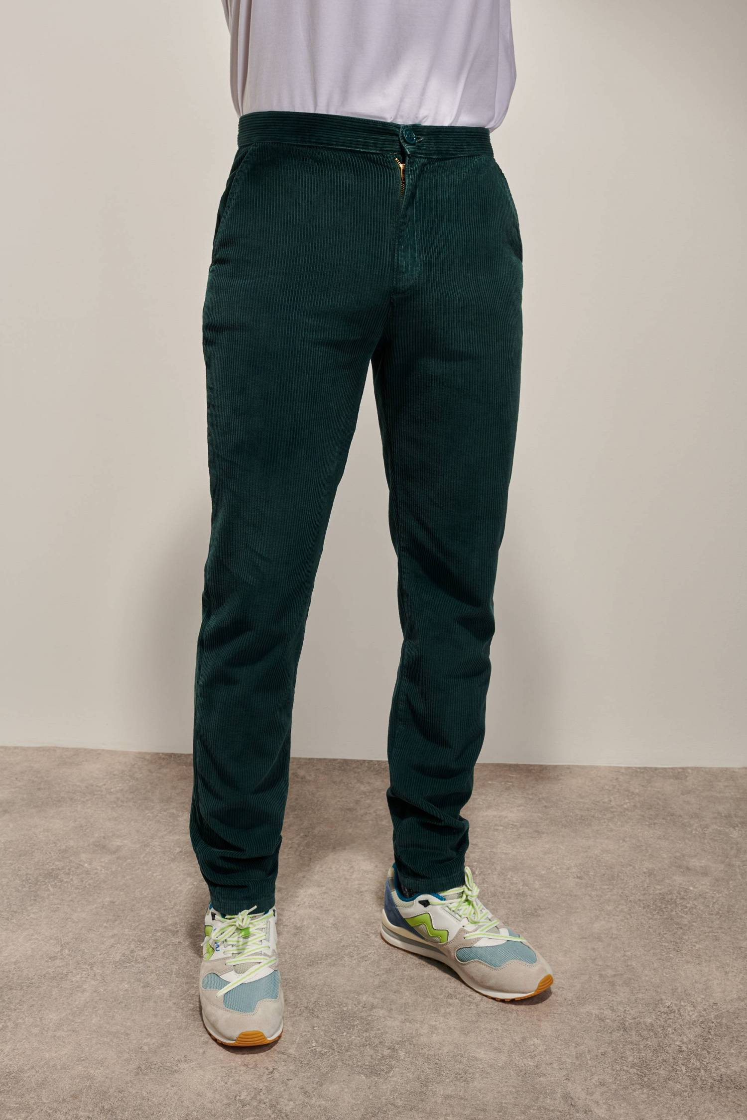 Corduroy Trousers