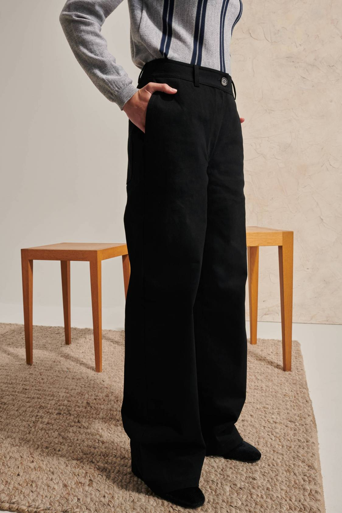Large Trousers
