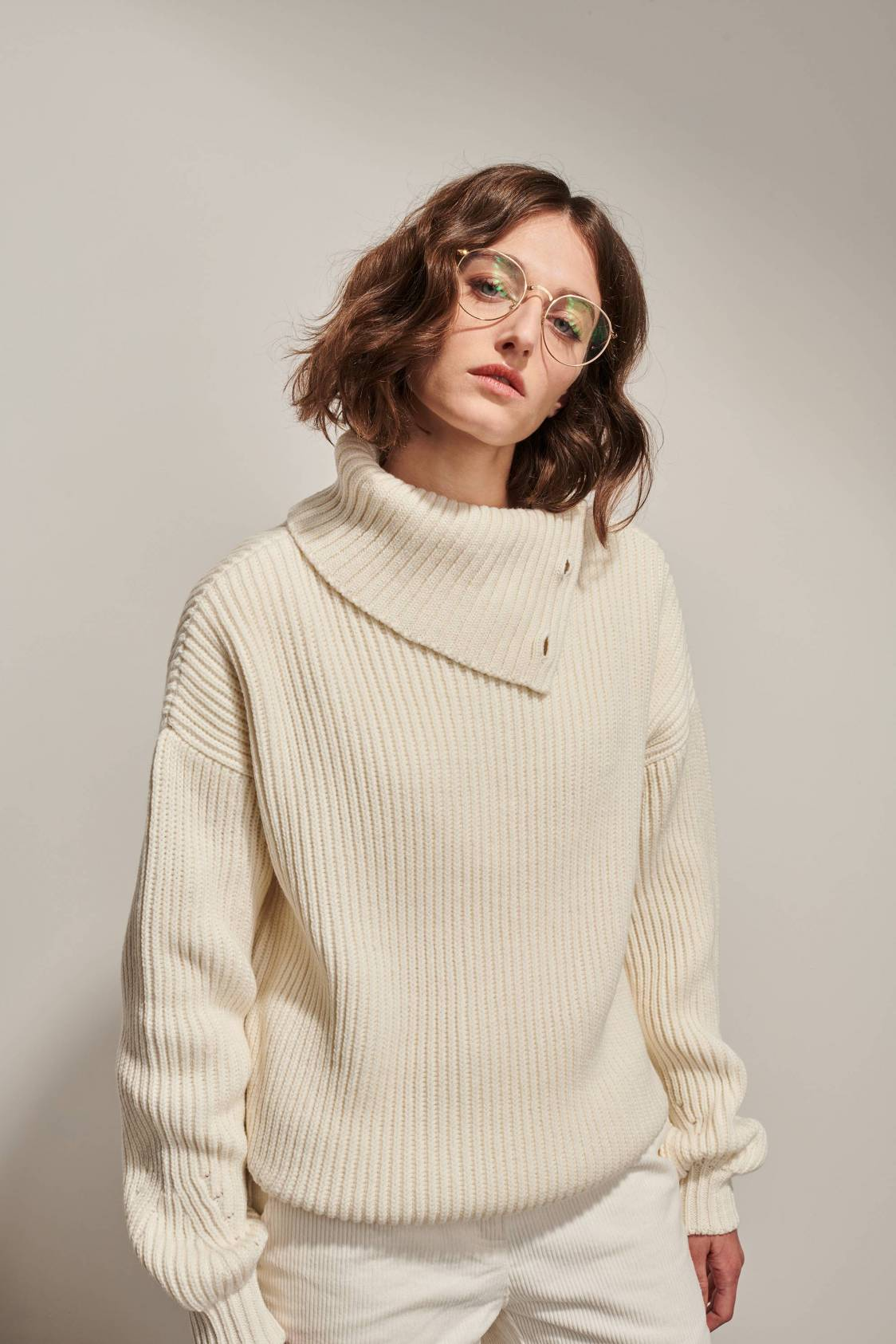 Turtleneck Sailor Sweater