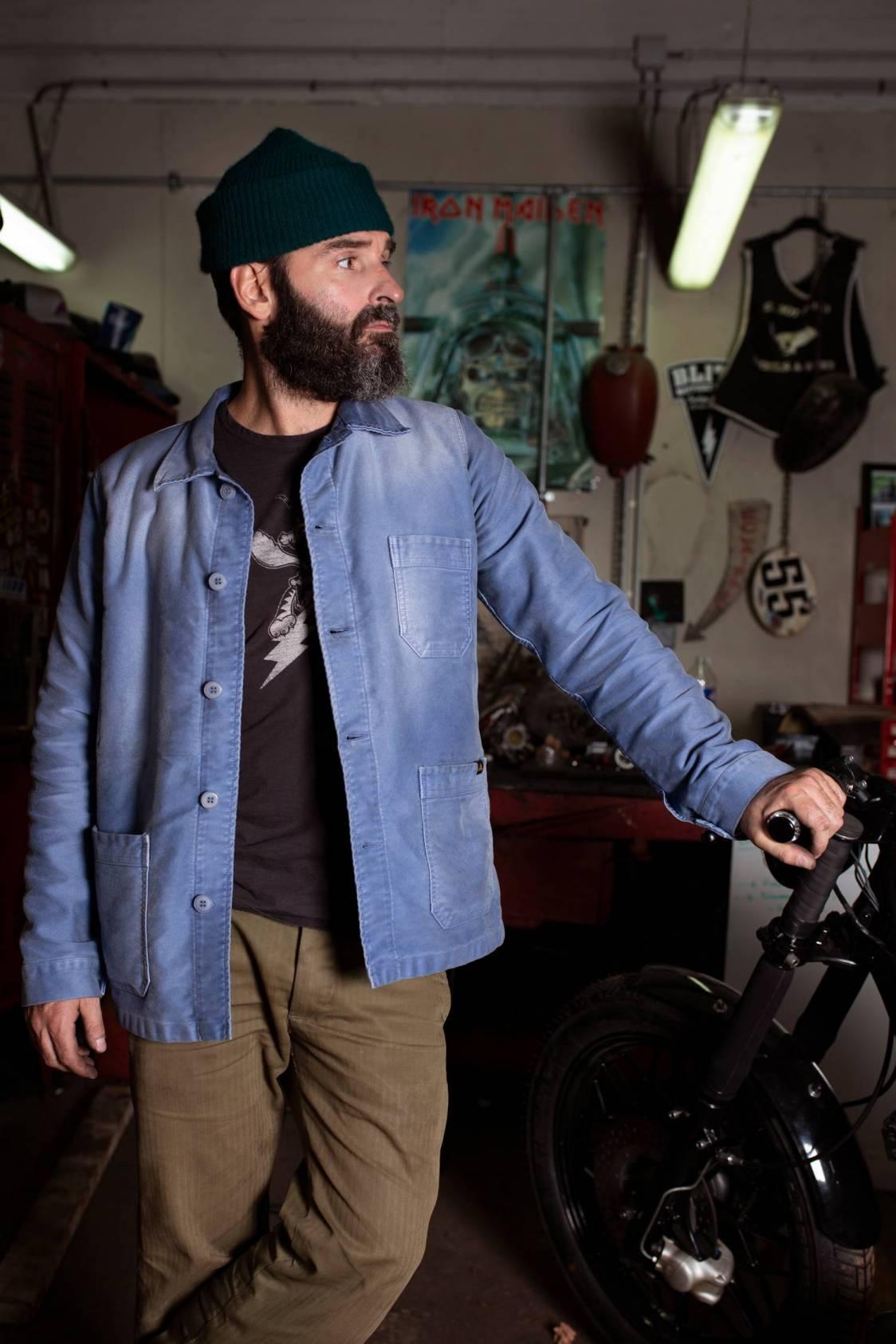 Veste de Travail Blitz Motorcycles