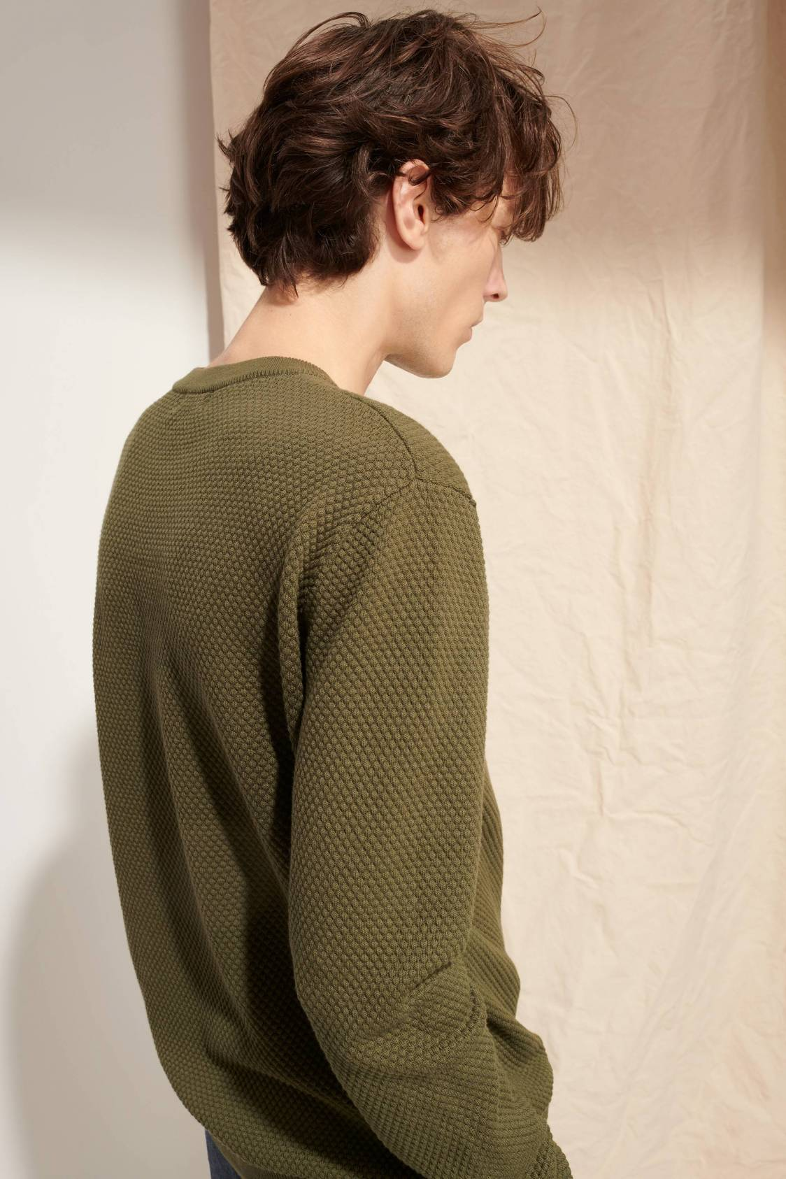 Élémentaire Bubble Sweater