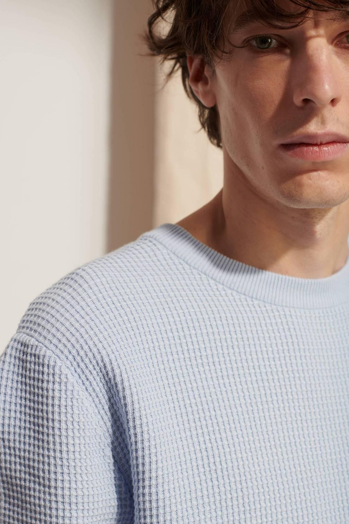 Élémentaire Honeycomb Sweater