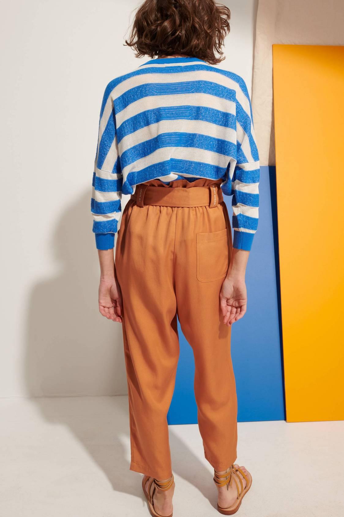 Fluid Trousers