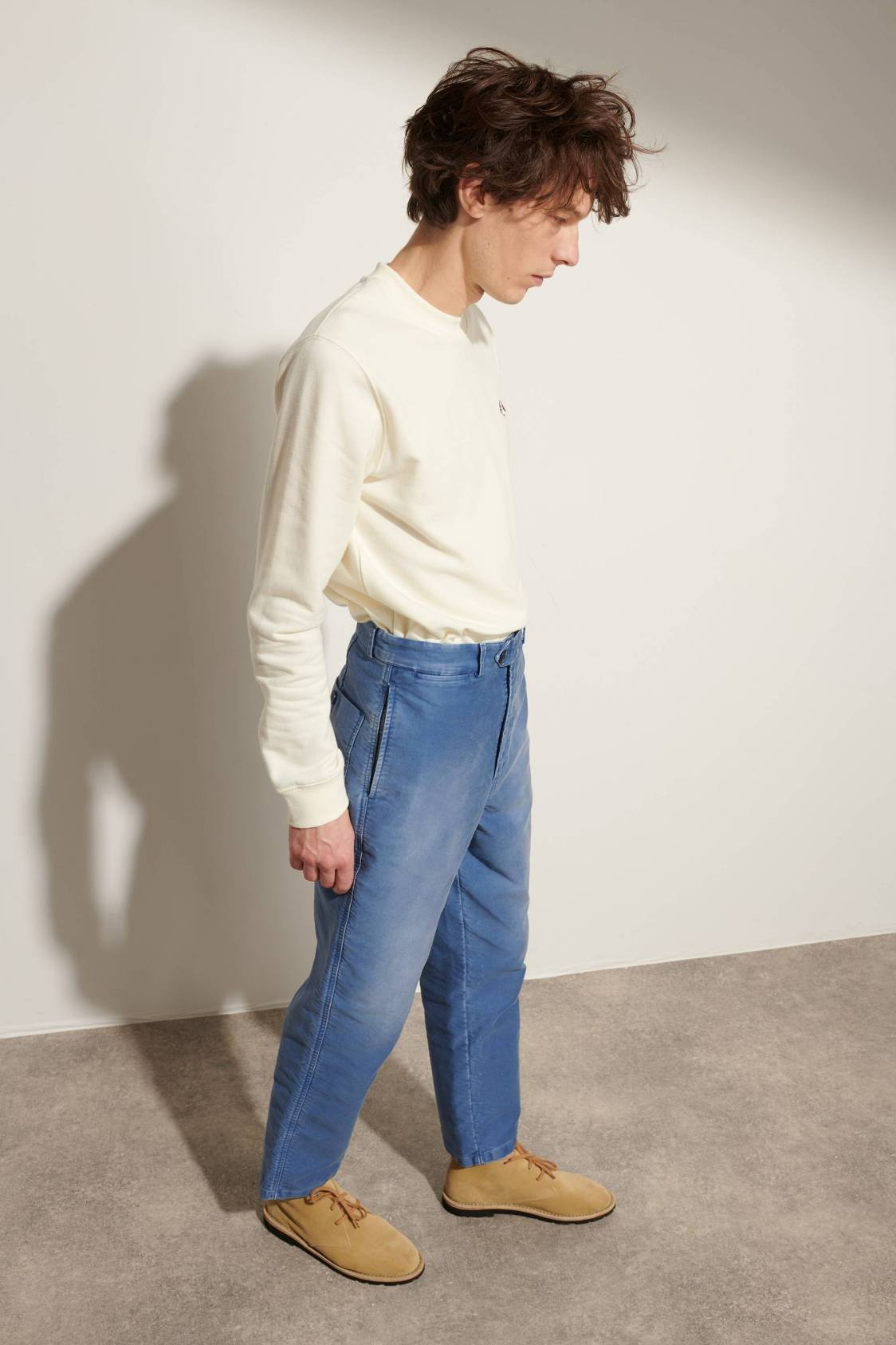 Vintage Washed Work Trousers