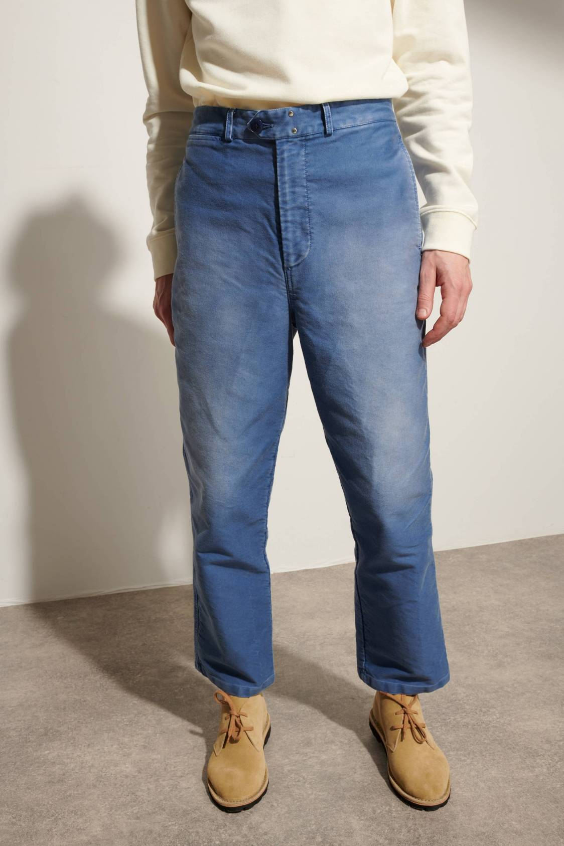 Pantalon de Travail Vintage Washed